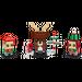 LEGO Reindeer, Elf and Elfie Set 40353