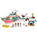 LEGO Rescue Mission Boat Set 41381