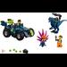 LEGO Rex's Rex-treme Offroader! Set 70826