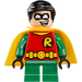 LEGO Robin with Short Legs Minifigure
