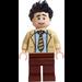 LEGO Ross Geller Minifigure