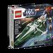 LEGO Saesee Tiin's Jedi Starfighter Set 9498