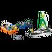 LEGO Sailboat Rescue Set 60168