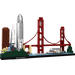 LEGO San Francisco Set 21043