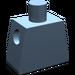 LEGO Sand Blue Minifig Torso (88476)