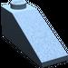 LEGO Sand Blue Slope 1 x 3 (25°) (4286)