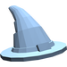 LEGO Sand Blue Wizard Hat (Older Style with Smooth Surface) (6131)