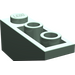 LEGO Sand Green Slope 1 x 3 (25°) Inverted (4287)