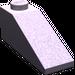 LEGO Sand Purple Slope 25° (33) 1 x 3 (4286)