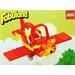 LEGO Sandy Seagull's Aeroplane Set 3625