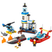 LEGO Seaside Police and Fire Mission Set 60308
