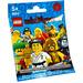 LEGO Series 2 Minifigure - Random Bag Set 8684-0