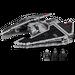 LEGO Sith Fury-class Interceptor Set 9500
