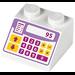 LEGO Slope 2 x 2 (45°) with Cash Register (3039 / 24566)