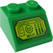 LEGO Slope 2 x 2 (45°) with 'MAX!', Face and Bars Sticker (3039)