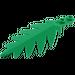 LEGO Small Palm Leaf 8 x 3 (6148)