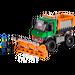 LEGO Snowplough Truck Set 60083
