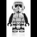 LEGO Star Wars Advent Calendar Set 75307-1 Subset Day 13 - Scout Trooper