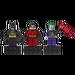LEGO Super Heroes Magnet Set (853431)