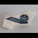 LEGO Tail 2 x 3 x 2 Fin with 'JW409' Sticker (35265)