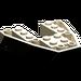 LEGO Tan Boat Base 6 x 6 (2626)