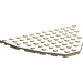 LEGO Tan Boat Bow Plate 12 x 8