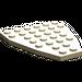 LEGO Tan Boat Bow Plate 6 x 7 (2625)