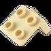LEGO Tan Bracket 1 x 2 - 2 x 2 (21712 / 44728)