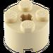 LEGO Tan Brick 2 x 2 Round (6143)