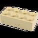 LEGO Tan Brick 2 x 4 (3001)