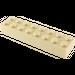 LEGO Tan Brick 2 x 8 (3007 / 93888)