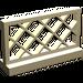 LEGO Tan Fence Lattice 1 x 4 x 2 (3185)