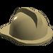 LEGO Tan Fire Helmet (3834)