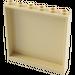 LEGO Tan Panel 1 x 6 x 5 (59349)