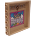 LEGO Tan Panel 1 x 6 x 5 with Framed Friends Photo by School Sticker