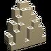 LEGO Tan Panel 3 x 8 x 7 Rock Triangular (6083)