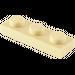 LEGO Tan Plate 1 x 3 (3623)