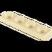 LEGO Tan Plate 1 x 4 (3710)