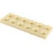 LEGO Tan Plate 2 x 6 (3795)