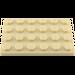 LEGO Tan Plate 4 x 6 (3032)