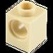 LEGO Tan Technic Brick 1 x 1 with Hole (6541)