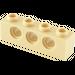 LEGO Tan Technic Brick 1 x 4 with Holes (3701)