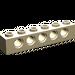 LEGO Tan Technic Brick 1 x 6 with Holes (3894)