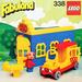 LEGO Taxi Station Set 128-1