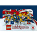 LEGO Team GB Olympic Minifigures Box of 60 Packets Set 6018126