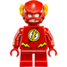 LEGO The Flash with Short Legs Minifigure