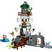 LEGO The Lighthouse of Darkness Set 70431