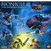 LEGO Toa Undersea Attack  Set 8926