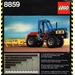 LEGO Tractor Set 8859