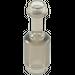 LEGO Transparent Black Minifig Bottle 1 x 1 x 2 (28662 / 95228)